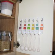 Quick and Simple Kitchen Organization Tip